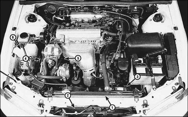 автомобиля Toyota Camry